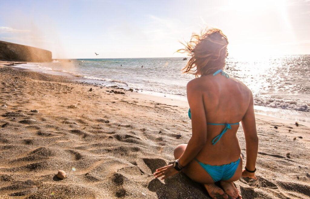 Sju vanliga orsaker till att inte känna sig bekväm på stranden