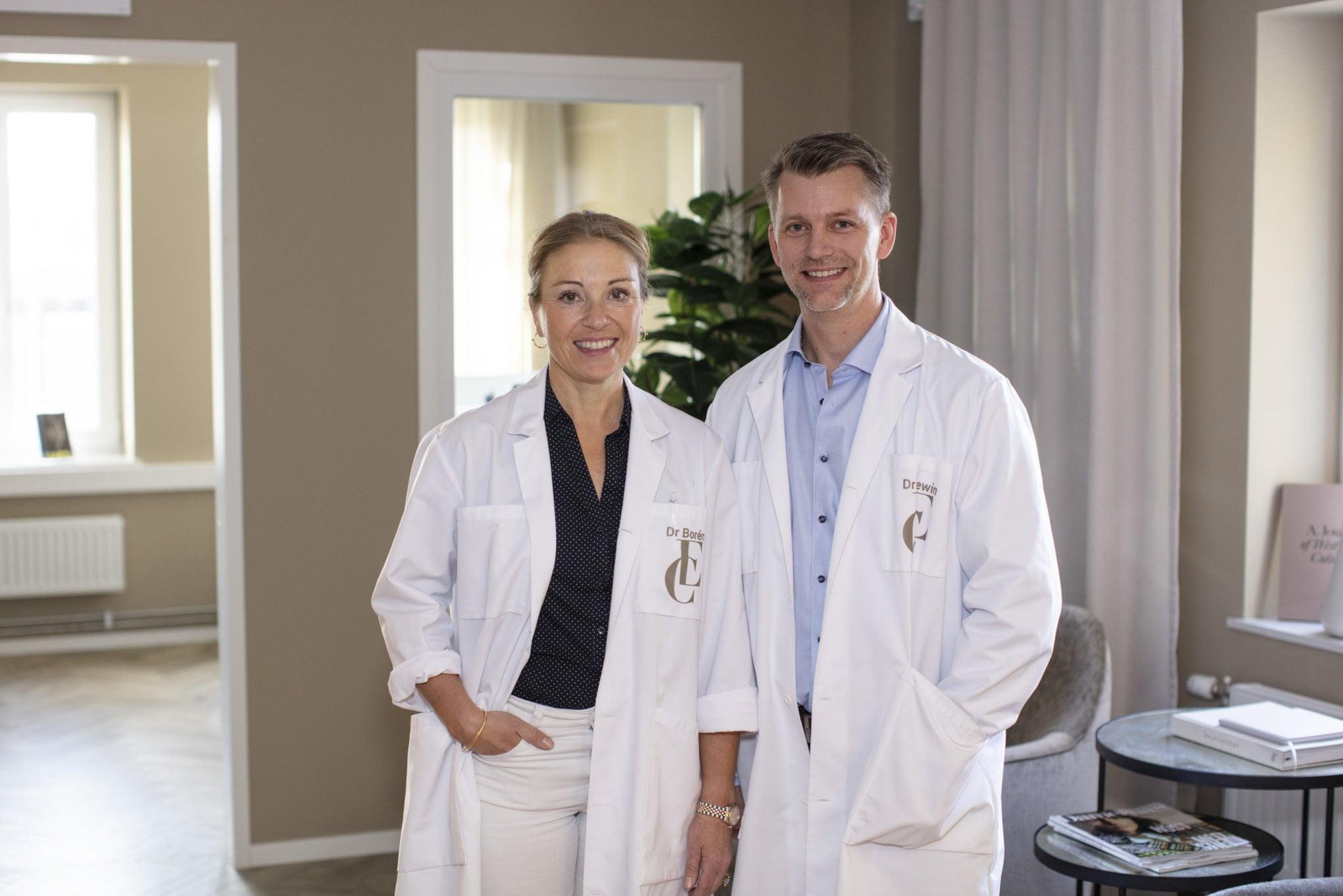 Carolina Borén & Richard Lewin